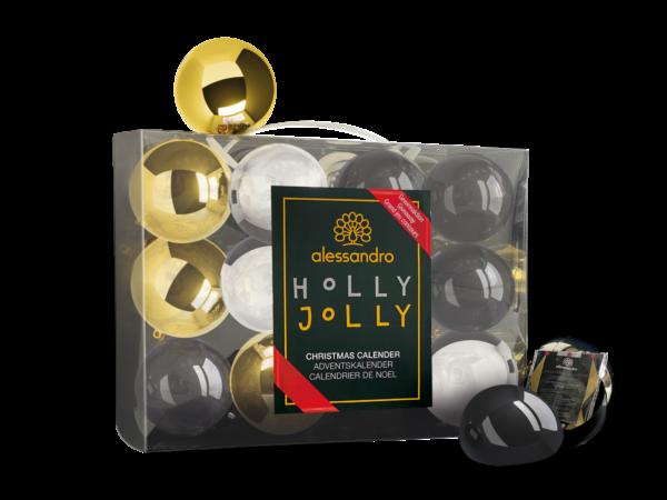 Holly Jolly Adventskalender exclusiv