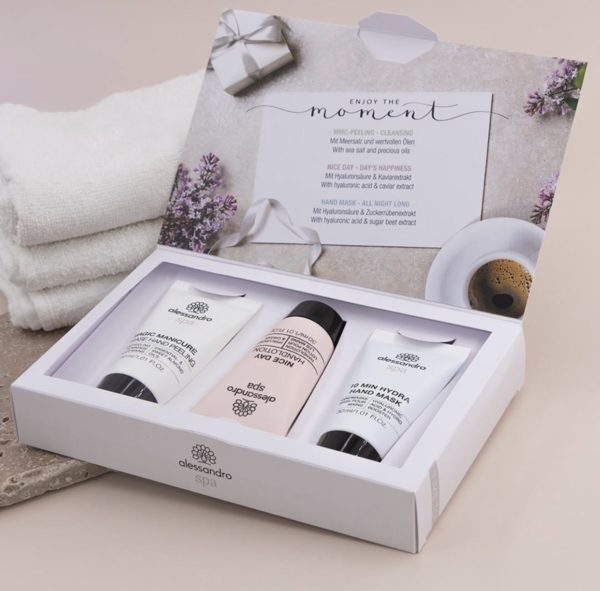 alessandro spa time to care Set