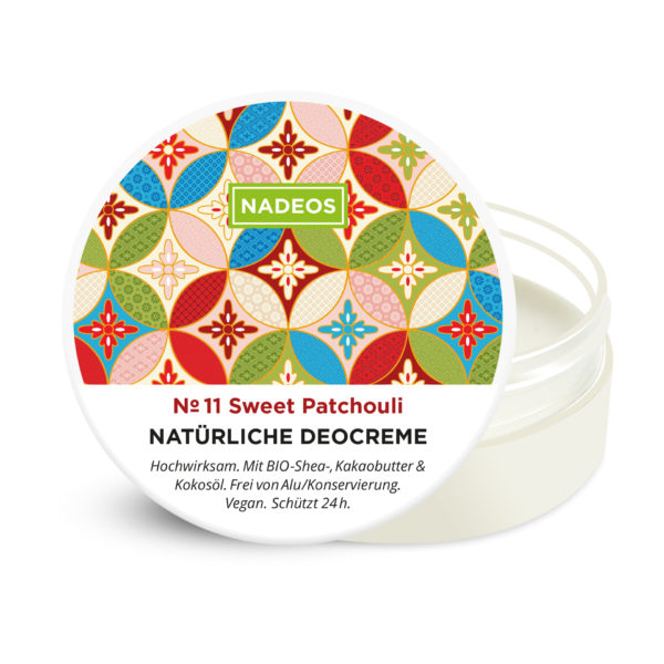 Na;Deos N°11 Sweet Patchouli